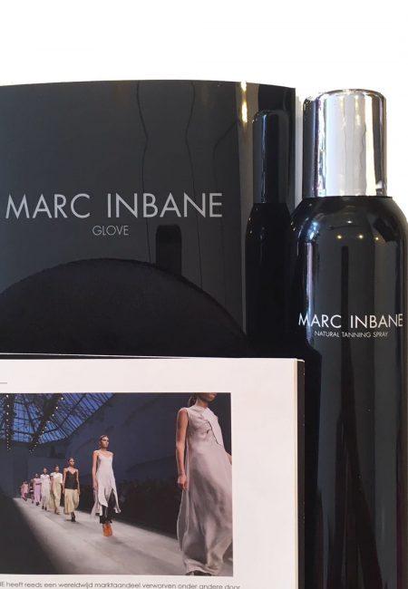 Marc Inbane Natural tanning inclusief handschoen