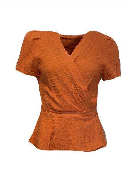 Oranje overslag top