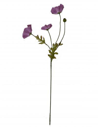 Kunstbloem lila