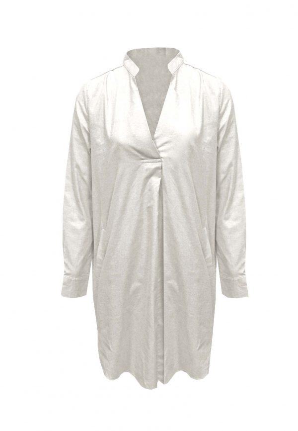 Witte tuniek blouse