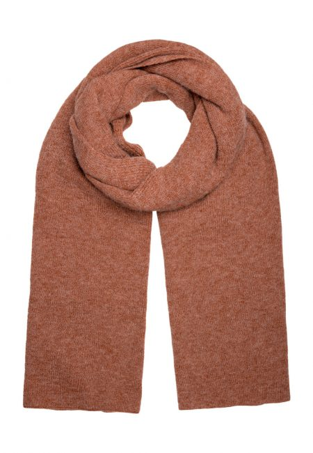 Warme shawl roze