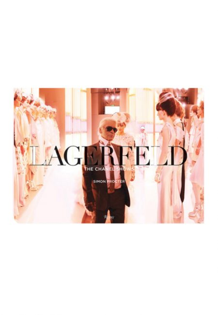 Fashion book, Lagerfeld – The Chanel Shows