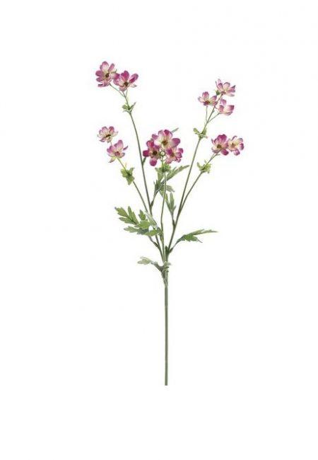 Kunstbloem roze