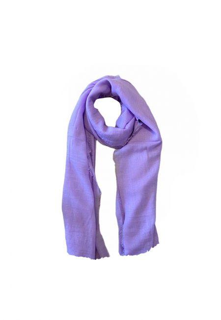 Lila shawl