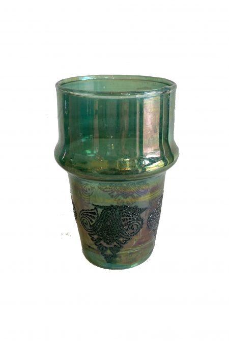 Glazen sfeerlichtje - limocello glaasje