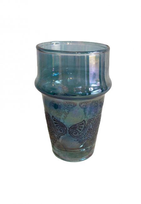 Glazen sfeerlichtje – limoncello glaasje