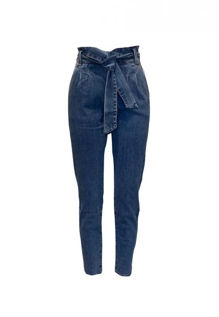 Full stretch paper back jeans
