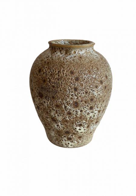 Klein aardewerk vaasje