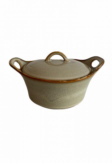 Klein ovenschaaltje aardewerk